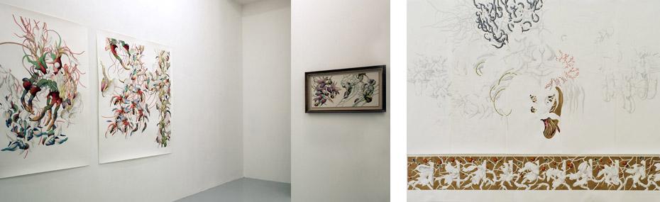 Ausstellung und Atelier von Miron Schmückle
