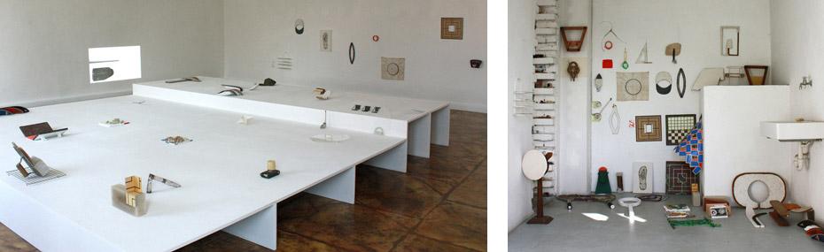 Ausstellung und Atelier von Suse Wiegand